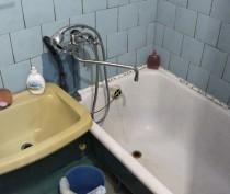 Симферополец утопил сожительницу в ванне