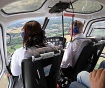 Вертолетные экскурсии в Крыму в следующем году могут стать доступнее