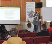 В Феодосии прошел обучающий семинар для предпринимателей