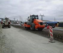 Служба автодорог Крыма и представители Росавтодора начинают отбирать пробы для проверки качества ремонта дорог полуострова