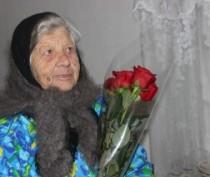 Светлана Гевчук поздравила ветерана с юбилеем