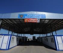 Крымские пограничники за месяц задержали около десятка нарушителей