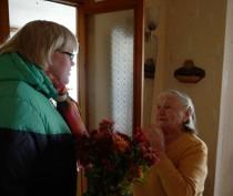 В Орджоникидзе поздравили с 90-летним юбилеем ветерана Великой Отечественной войны