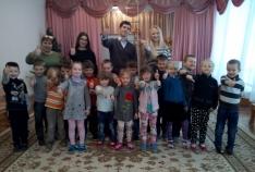 Феодосия. Новость - В Феодосии волонтеры провели мастер-классы для детей