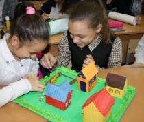 Новости Феодосии: В Феодосии прошла выставка детских работ учащихся 17 школы