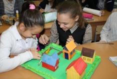 Феодосия. Новость - В Феодосии прошла выставка детских работ учащихся 17 школы