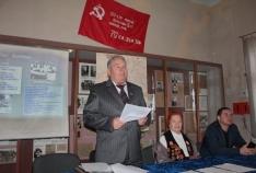 Феодосия. Новость - «75 лет победы советских войск под Москвой. Начало контрнаступления»