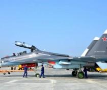 Три новых истребителя пополнили состав морской авиации Черноморского флота в Крыму