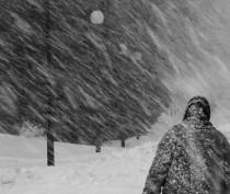 Южный циклон к Новому году принесет в Крым сильный дождь, мокрый снег и метель
