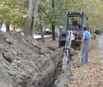 Новости Феодосии: Работы по прокладке нового центрального канализационного коллектора в Феодосии идут с полуторамесячным отставанием