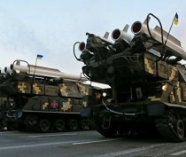 Украина анонсировала проведение зенитно-ракетных стрельб комплексом «Бук-М1» у границы с Крымом