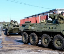 Соединения и воинские части в Крыму и на Северном Кавказе подняты по тревоге
