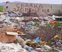 Аксёнов решил сам бороться с мусором из-за тупости ответственных за это лиц