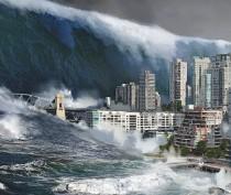Сибирские ученые отметили вероятность возникновения цунами в Черном море