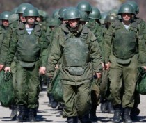 Сотни десантников высадились с вертолётов для уничтожения диверсантов условного противника в Крыму