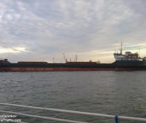 Судно «Герои Арсенала» потерпело крушение у берегов Крыма