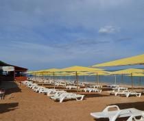 Количество пляжей общего пользования в Крыму возросло до 445
