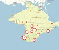 Крымчане нанесли более 70 стихийных свалок и «серых» полигонов ТКО на интерактивную карту