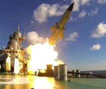 Корабли ЧФ уничтожили крылатыми ракетами отряд кораблей условного противника в Чёрном море