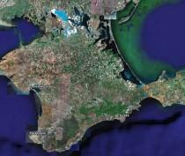 Роскосмос сделает высокоточные спутниковые карты Крыма