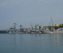 Корабли и подлодки Черноморского флота за зиму увеличили наплаванность почти на треть