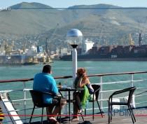 «Князь Владимир» везёт в Крым туристов из Казахстана и Израиля
