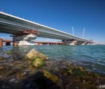 Рабочее движение на автоподходах к Крымскому мосту со стороны Керчи планируют запустить уже весной