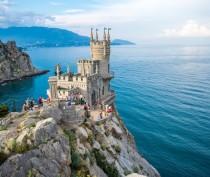 Три крымских города вошли в десятку наиболее популярных среди иностранцев курортов России