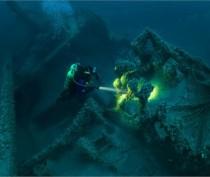 Исследователи завершили морскую часть поисковой экспедиции минобороны в Крыму