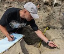 Археологи нашли в Западном Крыму античный алтарь III века до нашей эры