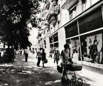 Феодосия, ее жители и гости города в 70-е годы прошлого века