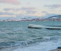 Зима в Феодосии (ФОТО)