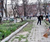В Феодосии во время субботников очищено более 41 гектара территории