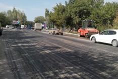 Феодосия. Новость - Ремонтируется дорога на въезде в Феодосию