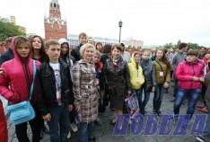 Феодосия. Новость - Анжела Сердюкова: Москва нас встретила с распростёртыми руками