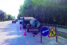 Феодосия. Новость - Феодосия одной из первых в Крыму получила деньги на ремонт дорог – и.о. мэра
