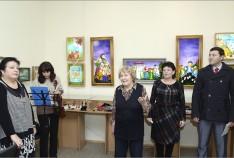 Феодосия. Новость - Выставка «Души еврейской мастерство» будет экспонироваться в Феодосийском музее Александра Грина до 7 ноября