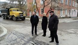 В Феодосии начались работы в рамках второй очереди капитального ремонта Адмиральского бульвара
