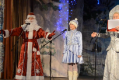 Феодосия. Новость - 19 декабря православные встречают Николу Зимнего: в Феодосии в День Святого Николая по традиции поздравляли малышей сирот и детей с инвалидностью