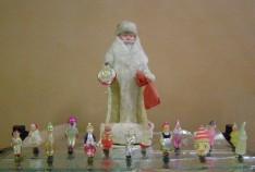 Феодосия. Новость - «Волшебство новогодней игрушки: из истории елочных украшений 50-х – 60-х гг. XX в.»