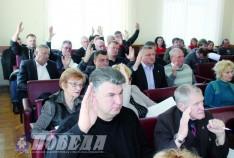 Феодосия. Новость - Депутаты приняли бюджет и назначили публичные слушания