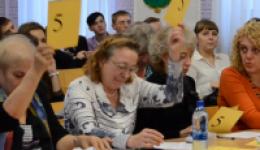 В Феодосии подвели итоги ежегодного ученического конкурса ученик года -2014
