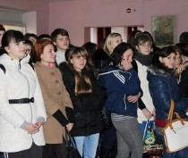 В Феодосийском политехникуме отметили Татьянин день