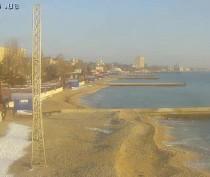 Мороз и солнце в Фео (ФОТО)