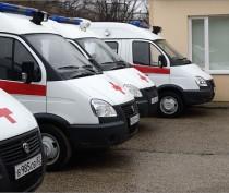 Феодосия получила четыре новых автомобиля Скорой помощи