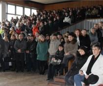 Заводчане «Море» провели общее собрание коллектива