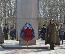 В Феодосии отметили день освобождения от фашистов (сюжет на канале НТВ)