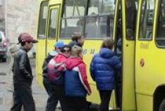 Феодосия. Новость - В Феодосии детей от 7 до 12 лет в учебные дни будут возить на общественном транспорте за полцены