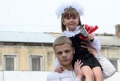 Феодосия. Новость - В школах Феодосии прозвенели первые звонки