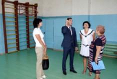 Феодосия. Новость - Ищут причины осадки здания спортзала одной из школ Приморского